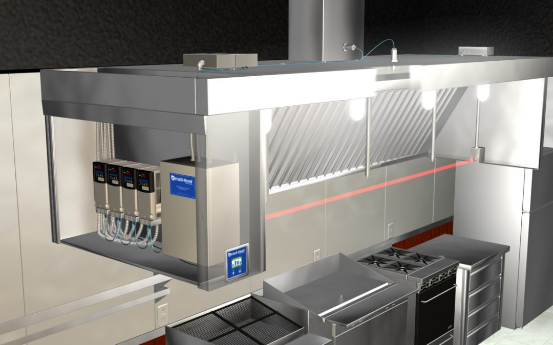 How ecosense reduces your commercial kitchen energy bill