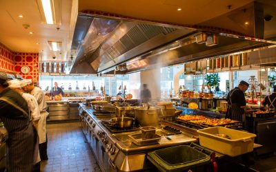 An efficient commercial kitchen layout: how to get it right