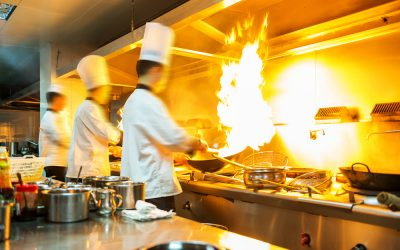 Commercial Kitchen Fire Safety: Reduce Your Risks for Fire